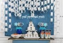 Party ideas / by Summer Whittington