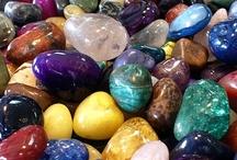 Rocks, Crystals and Minerals
