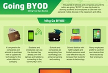 "B.Y.O.D. / A space for pins about the ""Bring Your Own Device"" education trend."