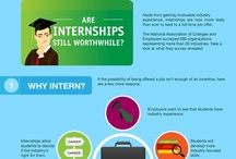 Internship Resources / Dedicated to helping future and current interns navigate their way to a career.