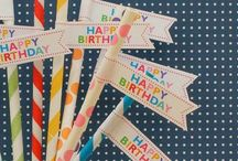 Fête d' anniversaire