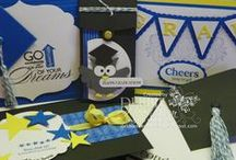 Graduation Decorating and Food Ideas / by Dianne Holland