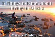 Alaska: Moving to and Living / by rebeca yolanda