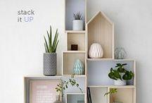 I. Shelves
