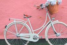 bicycles / by Carla Montes de Oca Jaña