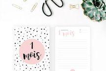 Mon Shop • Baby / Kids / Mariage / Cartes étapes de bébé, Cartes étapes de grossesse, décorations chambre de bébé