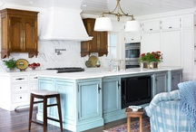 home | kitchens / by Jamie Downs