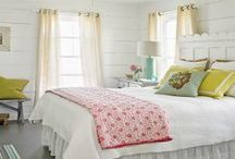 home | master bedrooms / by Jamie Downs