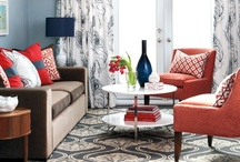 home | living rooms / by Jamie Downs
