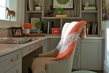 home | craft/office / by Jamie Downs