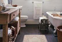 home | bathroom / by Jamie Downs