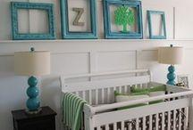 home | bitty-baby nursery / by Jamie Downs