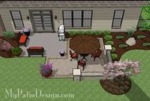Outdoor Spaces  / Outdoor living spaces  / by Erin Eckholt