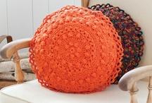 pillows  / by Monika Opatril