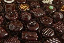Chocolate!! / by Carmen Carol