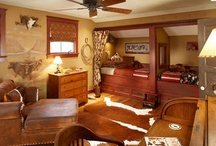 In and around the Home / Different rooms I've done for customers. There are a few rooms here that are not mine, but I love creativity by others as well. / by Bruce Graf