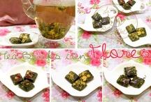 Tés verdes - Green Tea / by La Petite Planèthé (tea shop)