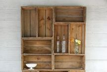 pallet love / by Brittany Powell