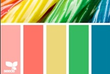 Color! / by Samantha Snook