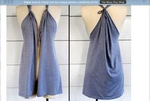 DIY Clothing / by Michelle Hoge
