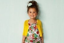 Cute: Kid Style / PINT SIZED outfits & accessories / by Melody Lund
