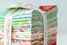 crafty | fabric stash / by Jamie Downs