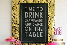 Champagne Party / by Vanessa Turner