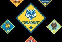 Scouts - Cub Scouts / by Miranda Hancock