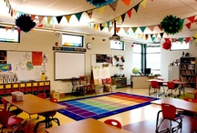 Just beautiful classrooms / Do you like watching all those beautiful organized classrooms on the internet? We do!