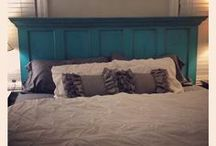 Spare bedroom ideas / by Brittany Powell