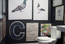 Bathrooms / by Erin Eckholt