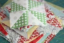 crafty | quilt blocks  / by Jamie Downs