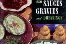 Gravy, Seasoning, Salad Dressing, Etc / by Carmen Carol