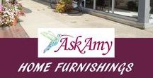 Ask Amy Home Furnishings / Ask Amy Home Furnishings is a furniture and home decor showroom featuring Broyhill, Lane's, Best Home Furnishings and Ashley Furniture brands. We are located at 212 W. State Street in Botkins, Ohio. Our hours are Monday: 9 a.m. - 5 p.m. Tuesday: 9 a.m. - 5 p.m. Wednesday: 9 a.m. - 5 p.m. Thursday: 9 a.m. - 7 p.m. Friday: 9 a.m. - 5 p.m. Saturday from 9 a.m. to 1 p.m.