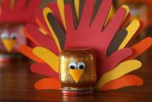 Thanksgiving / by Michelle Hoge