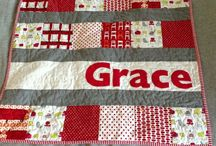 Blankets & Quilts / by Michelle Hoge