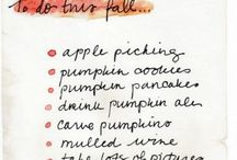 Our Fall Favorites!