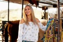 Western Fashion & Style / Dress up your wardrobe with some of these great looks for western fashion and style.