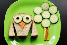 For Kids: Lunchbox / Lunchbox ideas and recipes / by Julia Quintero