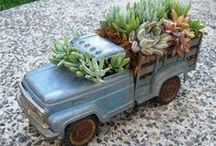 Outdoor crafts / by Brigette Rapp Johnson