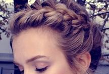 For Kids: Girls' Hair / Hair ideas / by Julia Quintero