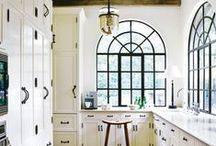 SPACES FOR COOKING / A beautiful kitchen is make your culinary adventures more creative!
