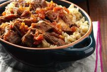Slow Cooker Recipes / Let the slow cooker do all the work with these slow-cooked recipes.