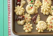 Christmas Cookies / Our favorite Christmas cookie recipes just in time for the holiday season.