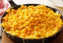 Macaroni and Cheese Recipes / You won't be able to get enough of these creamy Mac & Cheese recipes.
