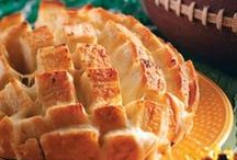 Game Day Food / Score big at your game day party with recipes from Taste of Home that are sure to be winners!