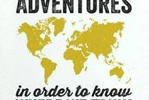 wanderlove. / Travel, Adventure. / by Hayley Buckman
