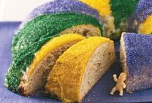 Mardi Gras Recipes / by Taste of Home