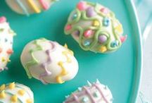 Easter Treats / Find cute Easter treats from Taste of Home, from bunny-shaped recipes to Easter cakes. / by Taste of Home