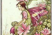 Flower Fairies / by Susan Brendle